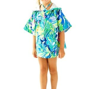 [Lilly Pulitzer] Ashlee swimsuit coverup